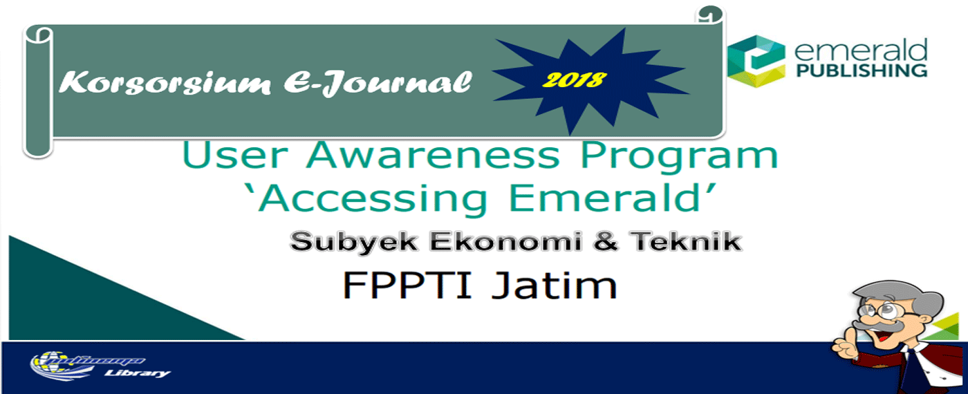 Layanan Akses e-journal Emerald Insight